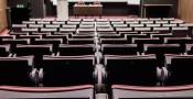 Grand auditorium pour vos présentations et conférences