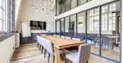 Louer salle de réunion joliment décorée pour 12 personnes à Paris 9