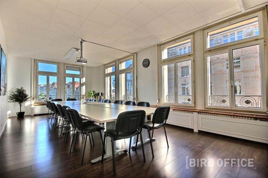 Salle de réunion quartier central St-François à Lausanne pour 25 personnes