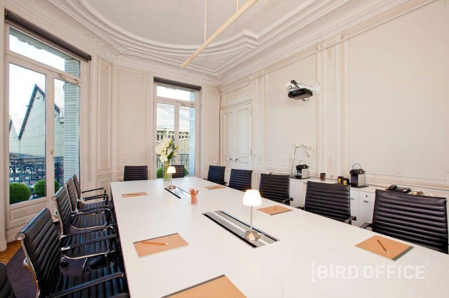 Belle salle de réunion à proximité de la Gare Saint-Lazare